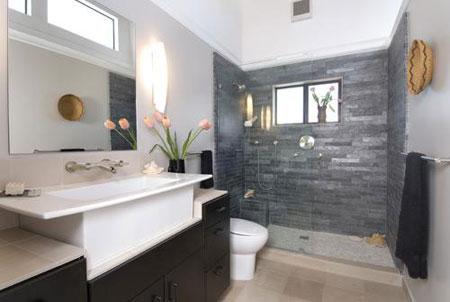 10 mẫu phòng tắm đẹp cho mùa hè nắng nóng