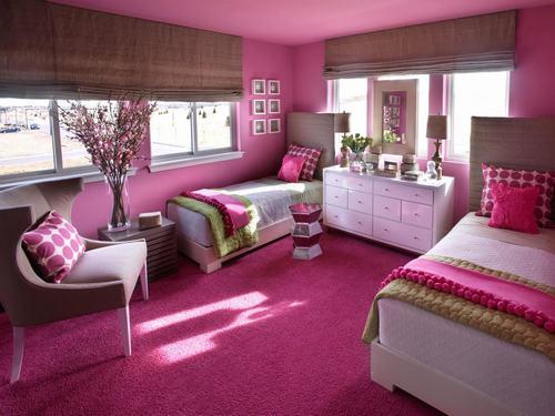 4 ý tưởng trang trí cho phòng ngủ tràn đầy sức sống
