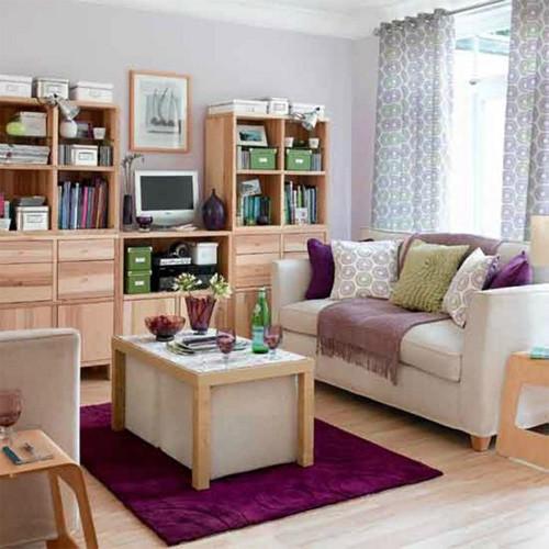 6 cách đơn giản để phòng khách luôn thoáng mát và rộng rãi
