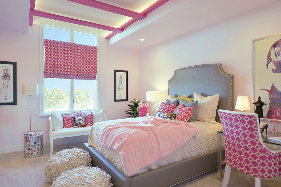 Bindo giúp bạn cách điều hòa màu sắc trong phòng ngủ
