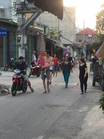 Cả nhà đuổi theo tên bắt cóc tại Sài Gòn may mắn giữ được bé