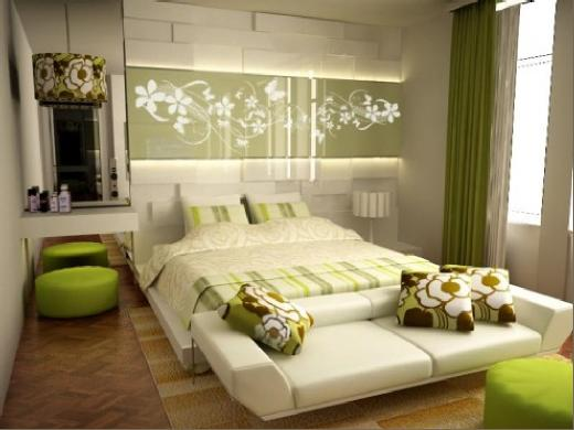 Cách làm mới cho phòng ngủ nhà bạn