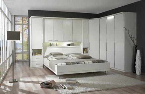 Cách lựa chọn và bài trí nội thất tiện ích cho phòng ngủ nhỏ