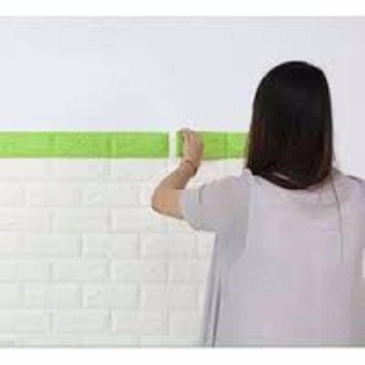 Cách nâng cao độ bền để xốp dán tường được bền lâu
