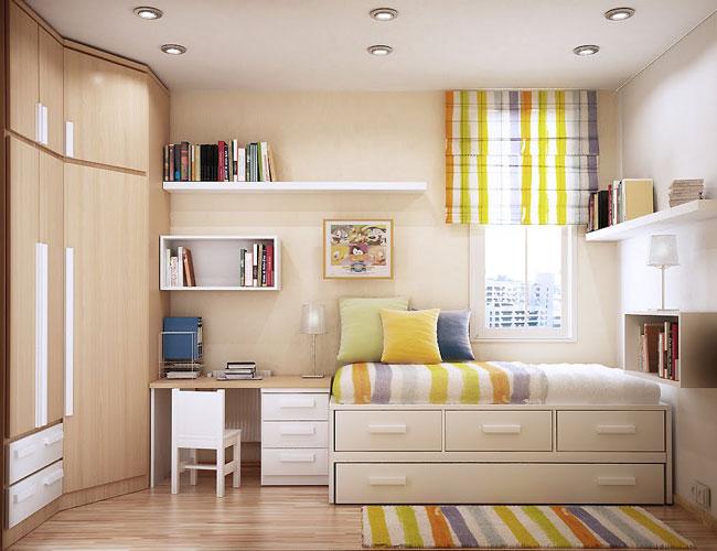 Chia sẻ cách giữ phòng ngủ luôn sạch sẽ