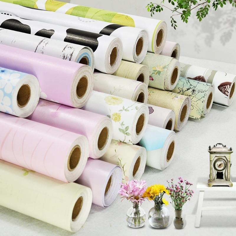 Có sử dụng được tường quét vôi cho giấy dán tường hay không
