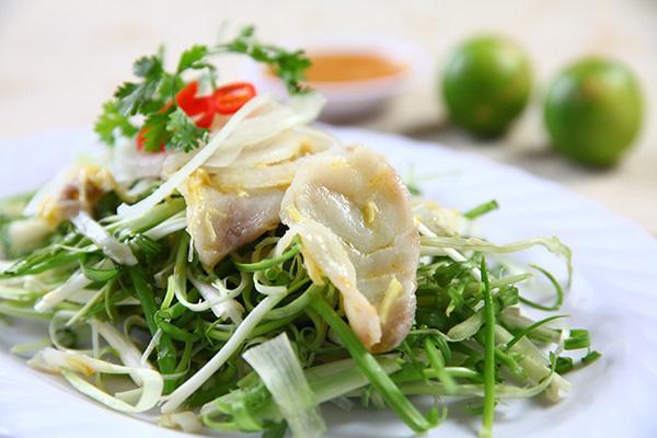 Địa điểm ăn uống ngon quán gỏi cá gia truyền 3 đời ở Sài Gòn
