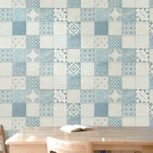 Giới thiệu cách phối màu giấy dán tường cho mọi không gian
