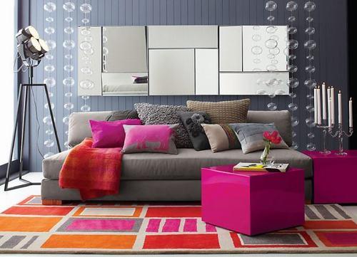 Giới thiệu mẫu đèn hiện đại cho không gian phòng khách