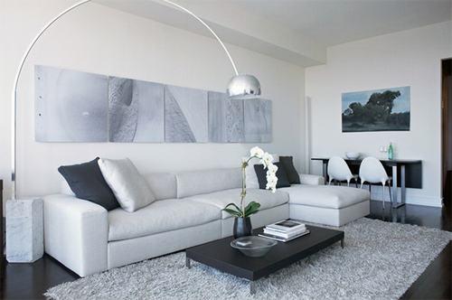 Gợi ý chọn màu sắc cho nội thất sơn nhà và văn phòng