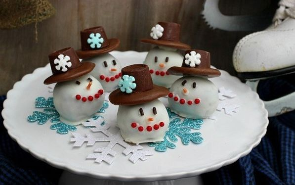 Gợi ý làm món bánh cho lễ giáng sinh thêm ấm áp