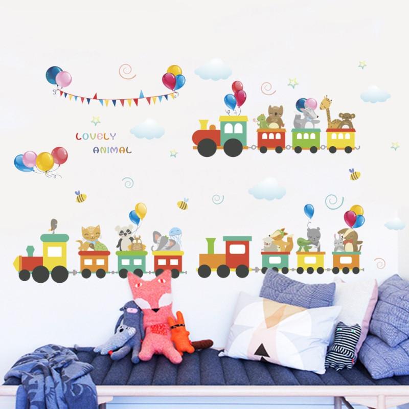 Gợi ý những mẫu giấy dán tường cho phòng bé trai