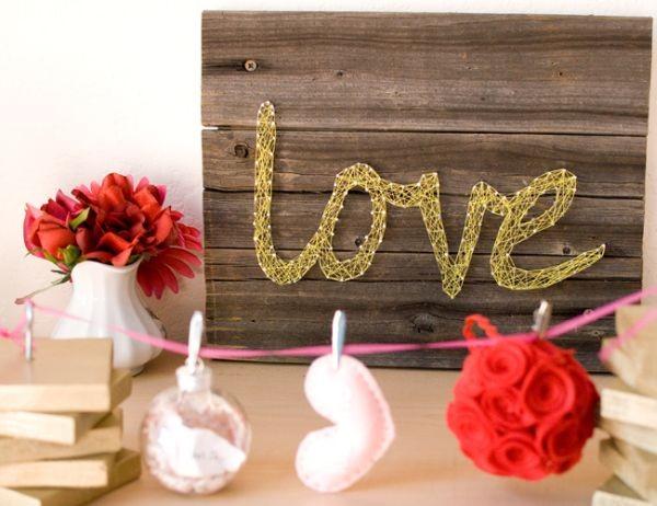Gợi ý trang trí nhà siêu lãng mạn cho ngày Valentine