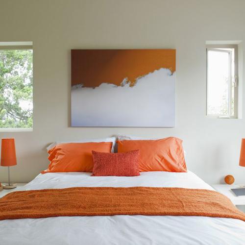 Làm duyên cho phòng ngủ với các cách đơn giản
