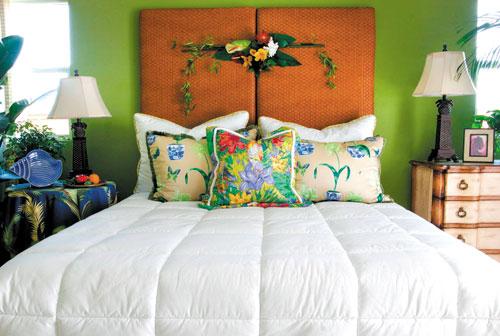 Làm mới phòng ngủ cho không gian sống của bạn thêm hài hòa