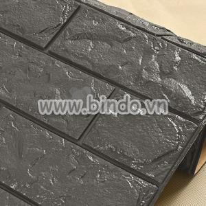 Mẫu xốp dán tường màu xám tro nổi bật cho nhà bạn