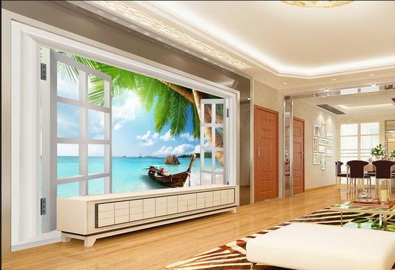 Mùa hè mát rượi cho ngôi nhà với 5 phong cách