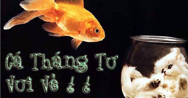 Nguồn gốc và ý nghĩa của ngày cá tháng 4 bạn đã biết