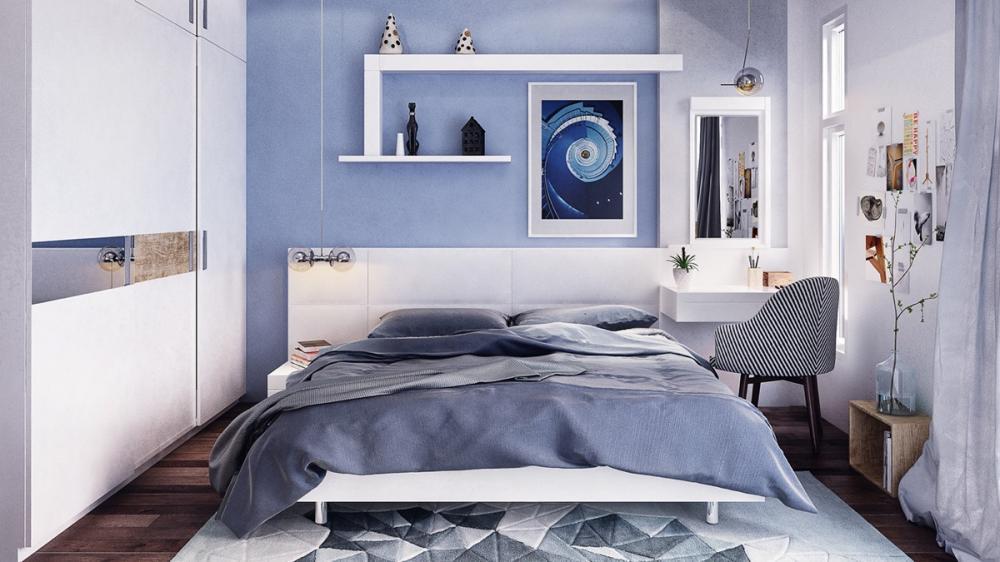 Những chủ đề trang trí nội thất phòng ngủ đầy ấn tượng