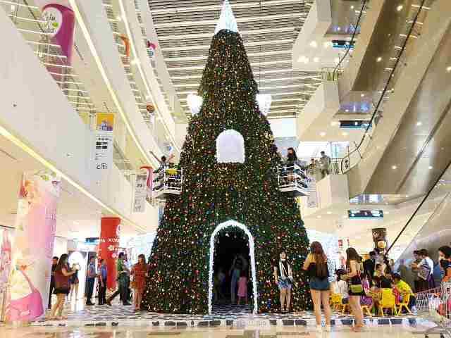 Những địa điểm đi chơi Noel ở Sài Gòn không thể bỏ qua