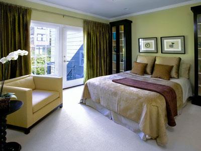 Những gam màu nên trang trí trong phòng ngủ