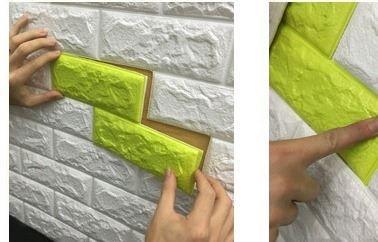 Những lưu ý khi dán xốp dán tường