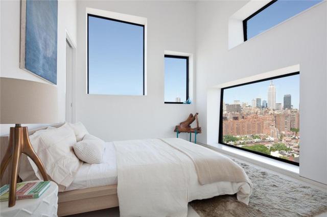 Những mẫu phòng ngủ mang phong cách sang chảnh năm 2018