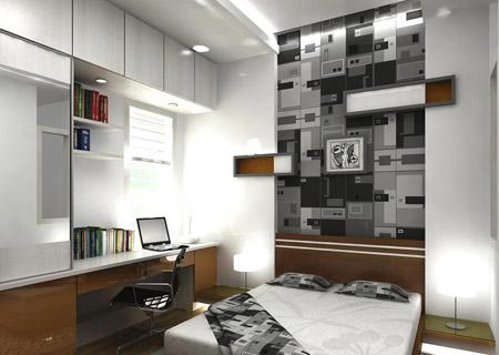 Những mẫu phòng ngủ tiện nghi và thoải mái