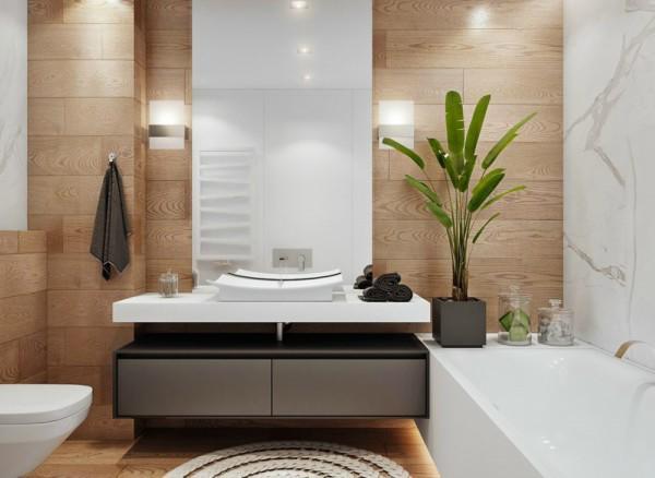 Nội thất phòng tắm đẹp và sang cho nhà bạn
