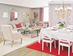 Phân bố phòng ăn và phòng khách cho căn hộ chữ L