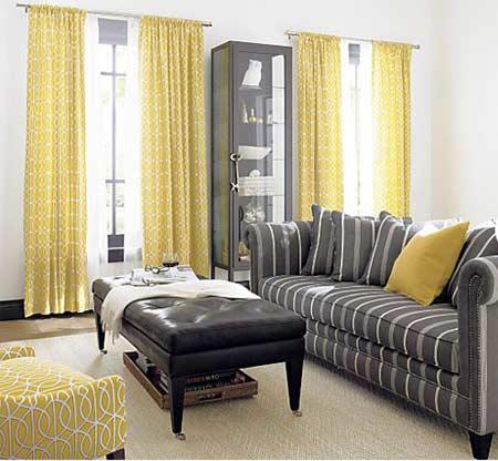 Phòng khách trở nên thân thiện với các món đồ nội thất