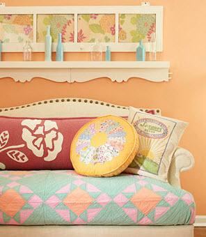 Phụ kiện mang phong cách Hàn cho phòng khách đẹp lãng mạn