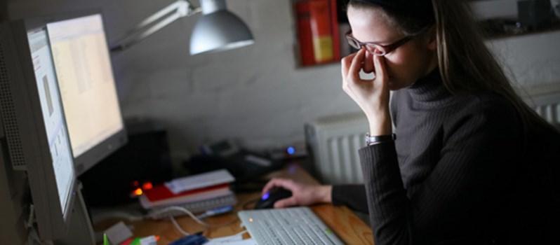 Tác hại của thức khuya đến sức khỏe