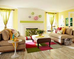 Tân trang đơn giản để gọi mùa xuân về nơi phòng khách