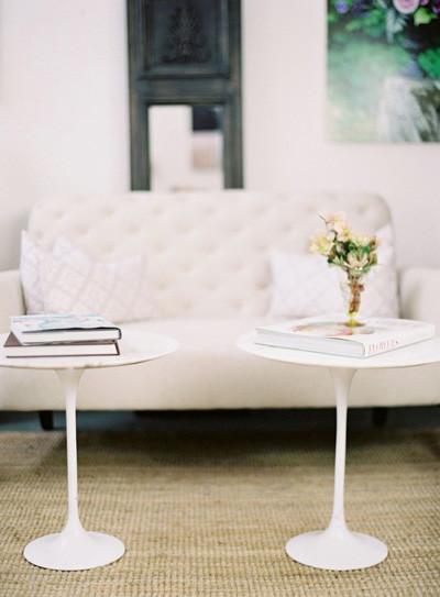 Thay đổi không khí phòng khách bên chiếc bàn trà