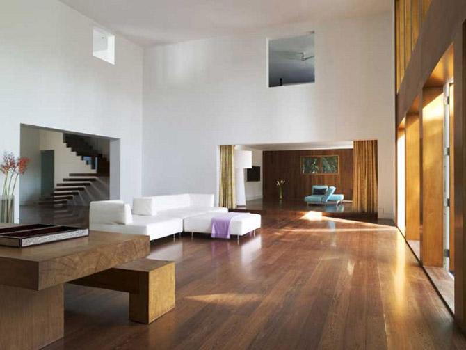 Trang trí phòng khách mang phong cách Hàn