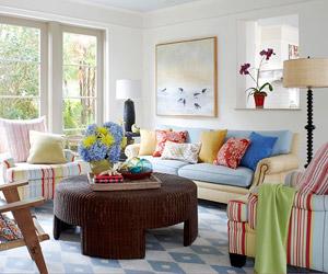 Trang trí phòng khách nên chọn màu sắc như thế nào