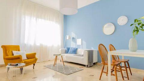 Trang trí phòng khách theo kiểu châu Âu đẹp hút hồn