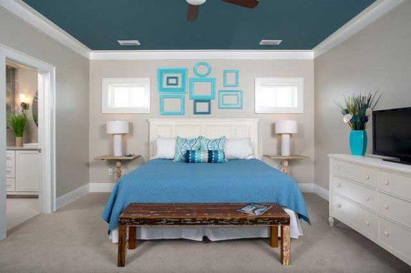 Trang trí phòng ngủ bằng những mẫu tranh ảnh lạ mắt