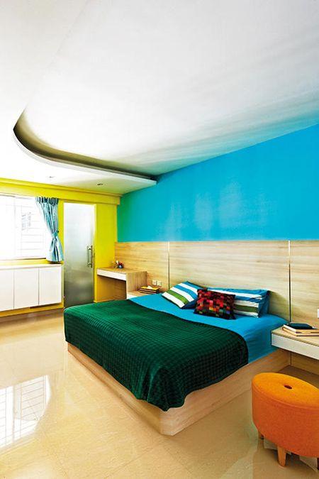 Trang trí phòng ngủ đơn giản cực phong cách đón tết