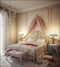 Trang trí phòng ngủ mang hơi hướng tân cổ điển lãng mạn