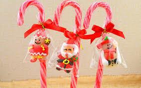 Ý nghĩa những chiếc kẹo gậy trang trí cho mùa Noel