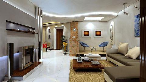 Ý tưởng làm nội thất nổi bật phòng khách nhà bạn