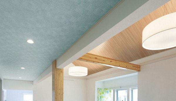 13 mẫu giấy dán tường trần nhà hot của Nhật hiện nay