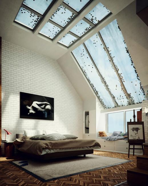 Biến tấu phòng ngủ theo những kiểu trang trí thanh xuân