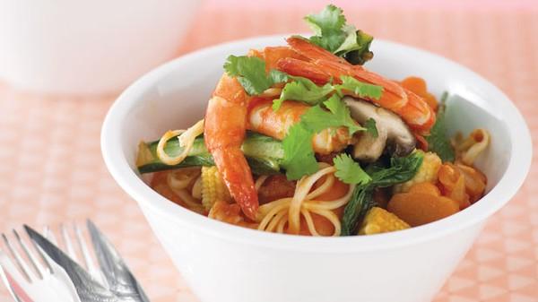 Các món ăn chế biến nhanh và ít chất béo cho gia đình