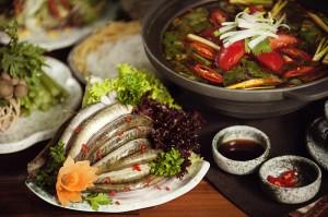 Cách nấu Lẩu cá kèo lá giang ngon tuyệt cho cuối tuần