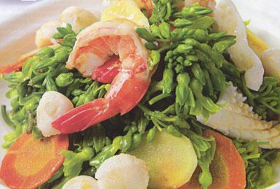 Đổi vị với các món ăn ngon từ Vải thiều