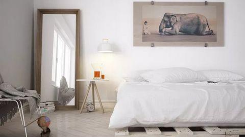 Giải pháp trang trí cho phòng ngủ dưới 10m2