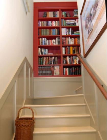 Gợi ý tuyệt vời giúp tận dụng chiếu nghỉ cầu thang